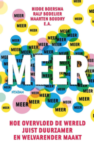 Boekomslag—MEER!
