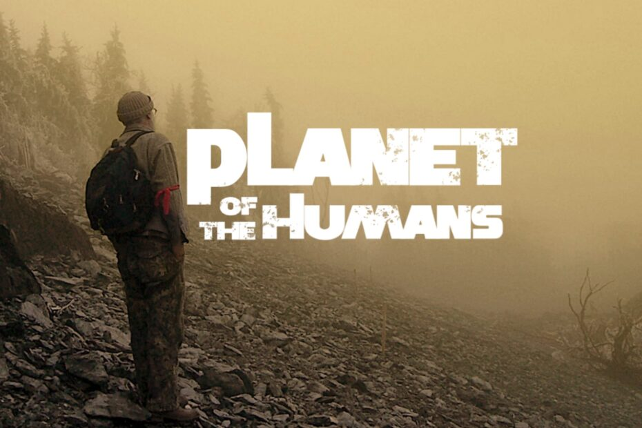Affiche Planet of the Humans
