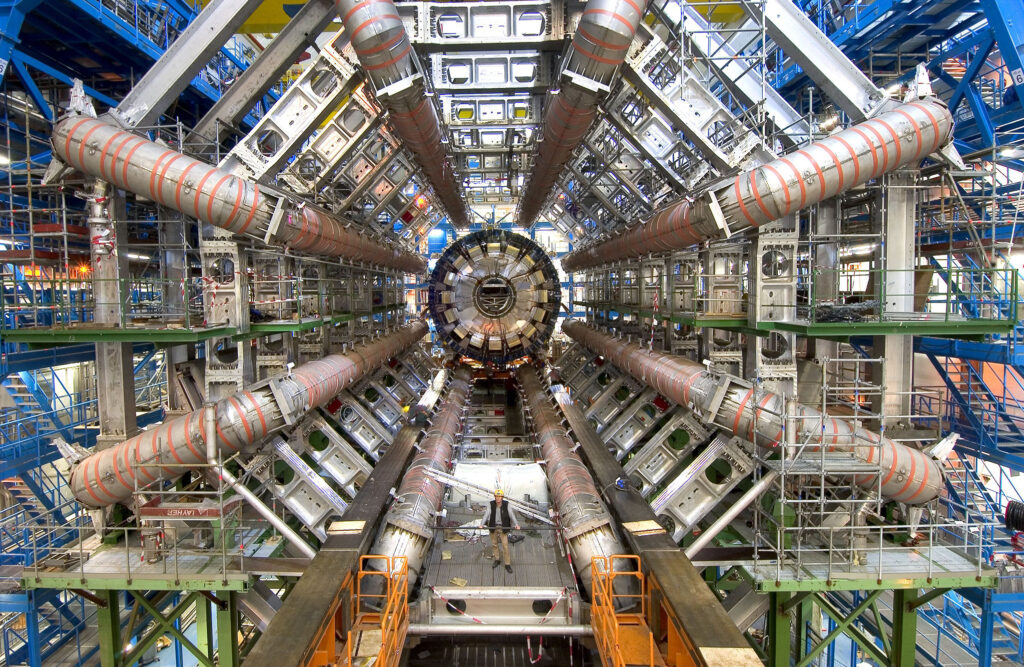 Higgs-deeltje lijkt gevonden -
